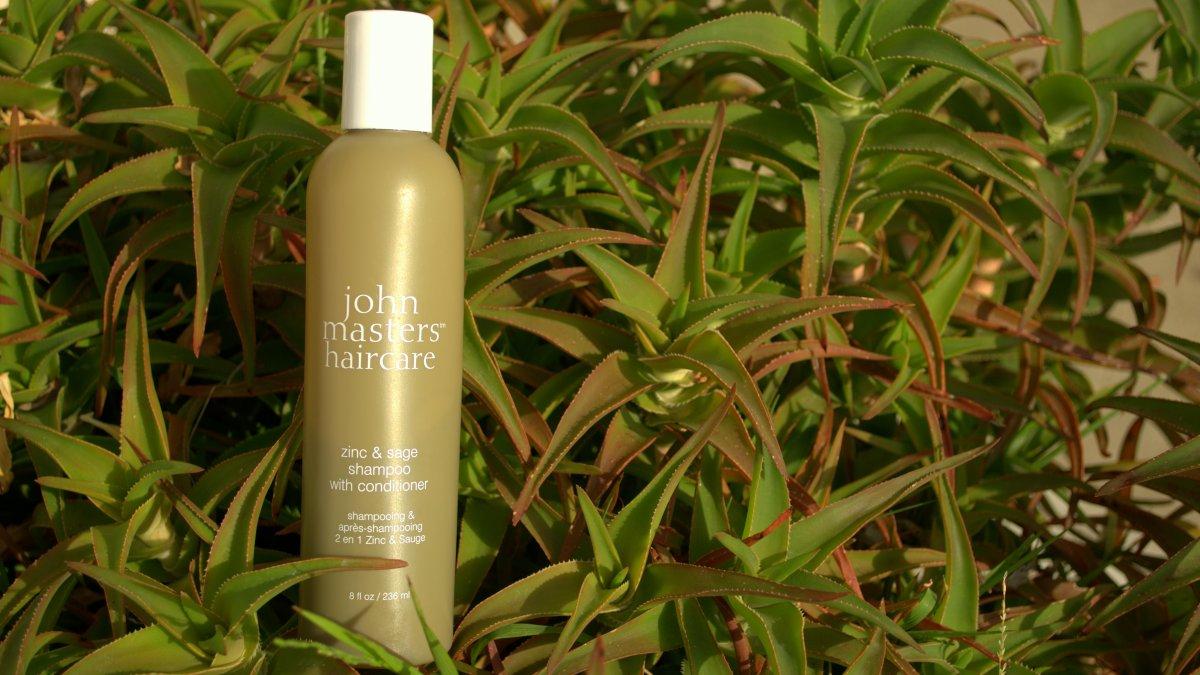 John Masters Organics   Zinc + Sage 2-in-1 Shampoo Conditioner