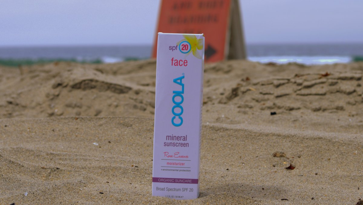 Coola Suncare | Mineral Face SPF 20 Rose Essence Tint