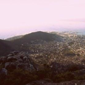 Lion's Head + Cape Town