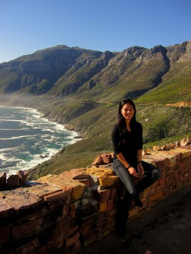 A beautiful day at Hout Bay!
