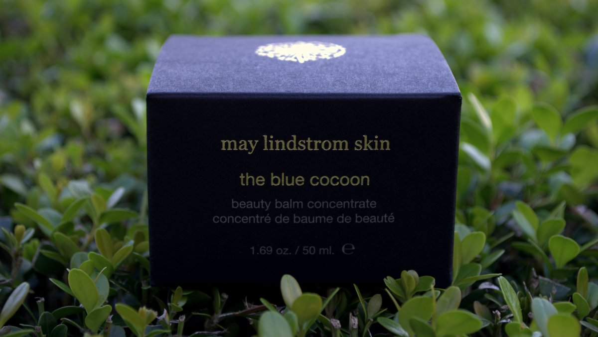 May Lindstrom | The Blue Cocoon