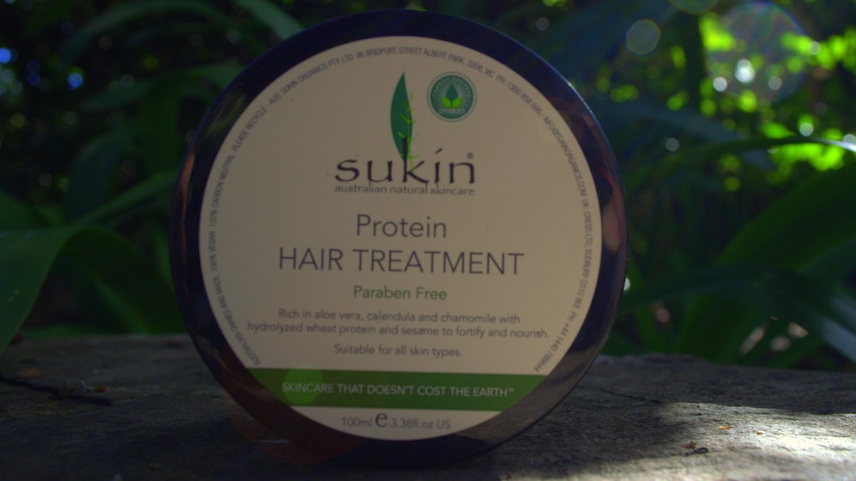 Sukin | Protein Hair Treatment