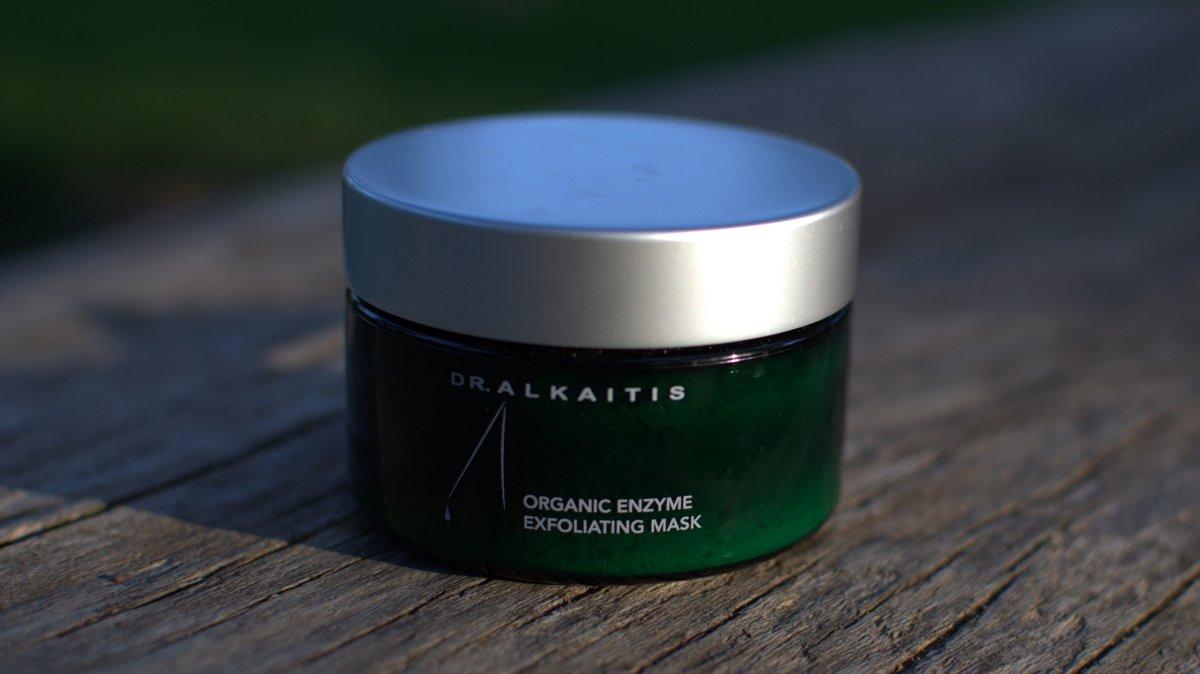 Dr. Alkaitis | Organic  Enzyme Exfoliating Mask