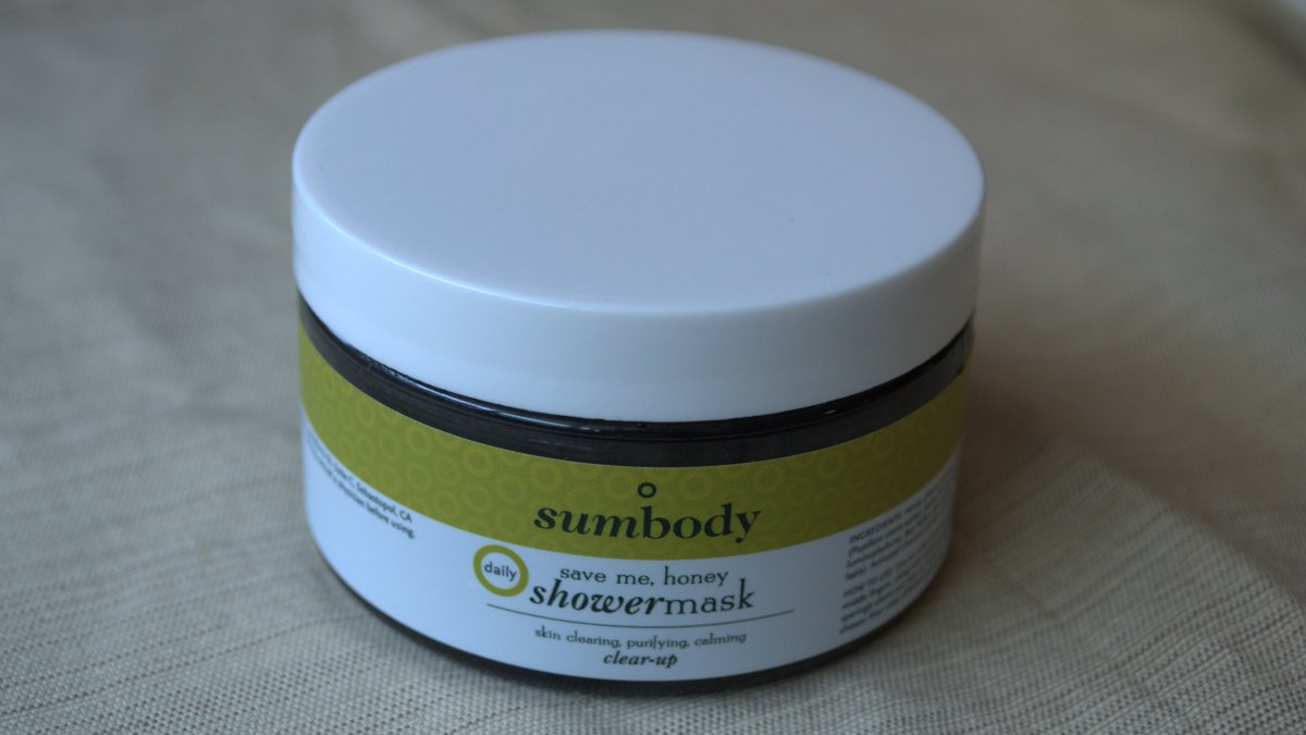 Sumbody | Save Me, Honey Shower Mask